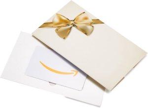 母の日ギフト おしゃれでかわいい『プレゼント用Amazonギフト券』