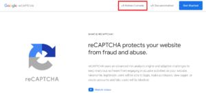 WordPressプラグインのGoogleRecaptchaの設定方法を解説