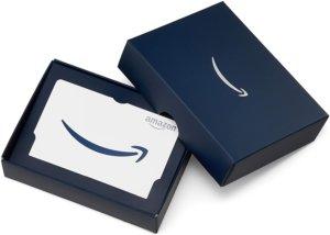 プレゼント用Amazonギフト券
