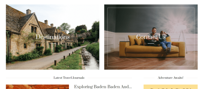 おしゃれな美しいブログのデザインを紹介